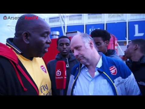 Leicester vs Arsenal 0-0 | I've Never Heard So Many Fans Sing Wenger Out says Claude