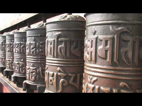Swayambhunath Monkey Temple - Kathmandu - Nepal