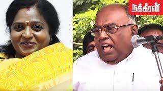 செம கலாய்... Most Funny Speech | Pala. Karuppiah About BJP Leader Tamilisai Soundararajan | Ban NEET