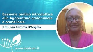 Sessione pratico introduttiva alla Agopuntura addominale e ombelicale - Dott. D'Angelo
