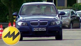 Tracktest BMW 335i: Wie gut ist der kleine Bruder des M3 auf dem Motorvision-Handlingkurs
