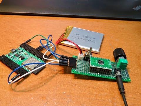 ESP32+PCM5102A webradio