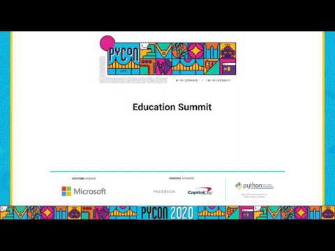 Image from Education Summit 2020