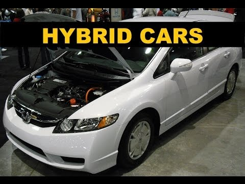Hybrid Cars - Explained