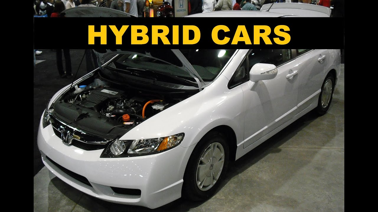Hybrid Cars Explained