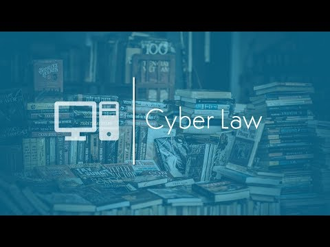 Cyber Law Part-I (In Malayalam)