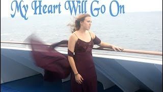 my heart will go on by celine dion cover by avonmora