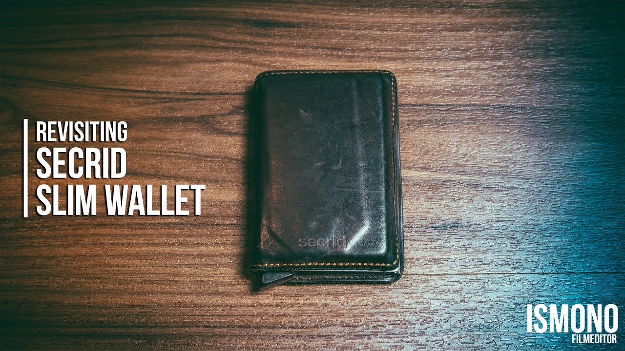 Is This Still The Best Slim Wallet Revisiting The Secrid Slim