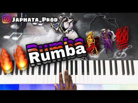 Download 🔥🔥Rumba Congolaise 2021 au piano tutoriel by Japhata Prod