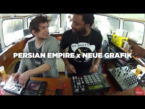 Neue Grafik x Persian Empire • Live Set • Le Mellotron
