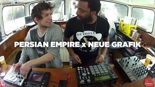 Baixar Neue Grafik x Persian Empire • Live Set • Le Mellotron