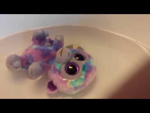 How to clean your beanie boo