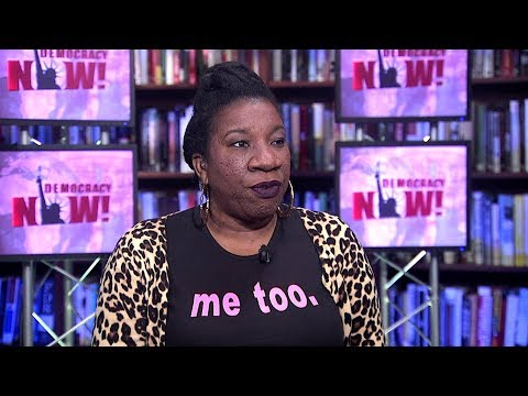 "Meet Tarana Burke, Activist Who Started ""Me Too"" Campaign to Ignite Conversation on Sexual Assault"