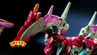 Smyths Toys - Power Rangers Movie Battle Zords