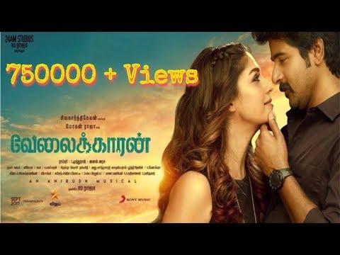 Velaikkaran (2017)-Official First Look...