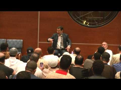 Moroccan American Community Organization: د. سعد الدين العثماني وزير خارجية المغرب السابق