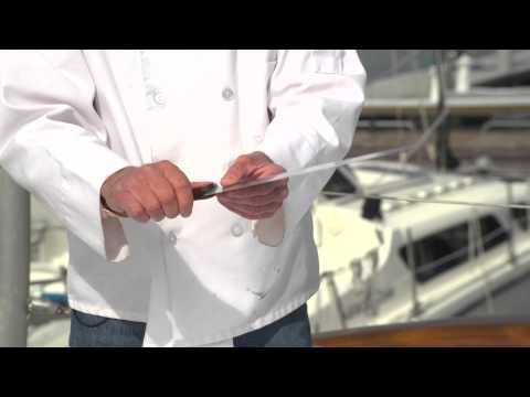 The Best Galley Knife - Henckels French Knife