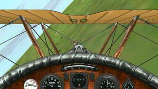 Red Baron 3-D: Intro+Campaign