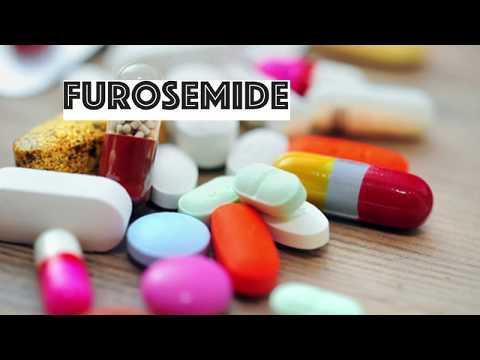 Furosemide/Frusemide : Diuretic Drug (Water Pill) For Fluid Accumulation And Kidney Disease