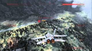 Bombing with Pinata - Jane