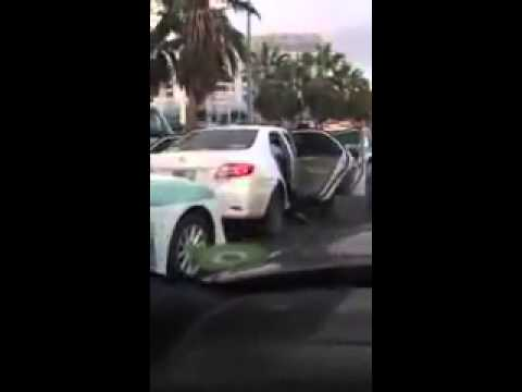 Jeddah police vs criminal