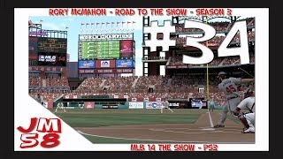 MLB 14: Road to the Show - Cardinals Crusher - [Ep 34]
