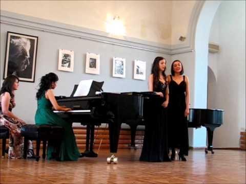 """Vivaldi: """"Laudamus Te"""" For Two Sopranos (from Gloria)"""
