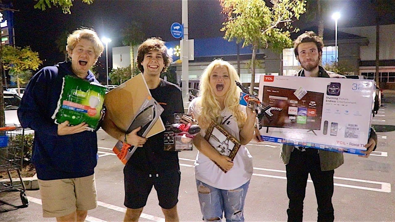 surprising-friends-with-walmart-gift-challenge