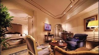 $400 per night Business Suite at Legendale Hotel Wangfujing Beijing