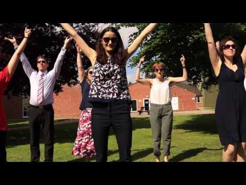 Headington School Staff Video 2017- 24k Magic (Bruno Mars) / Cheap Thrills (Sia & Sean Paul)