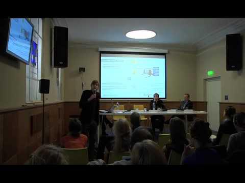 "Jan Legeny & Peter Morgenstein (SK) - Conference ""The city in 2112"", Bratislava, 2012"