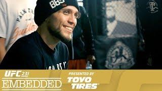 UFC 231: Embedded - Episódio 1