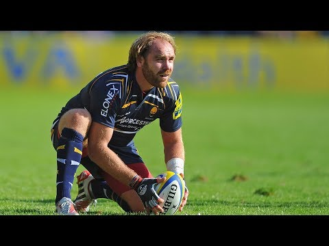 Guinness Behind the Badge - Andy Goode Kicking Masterclass