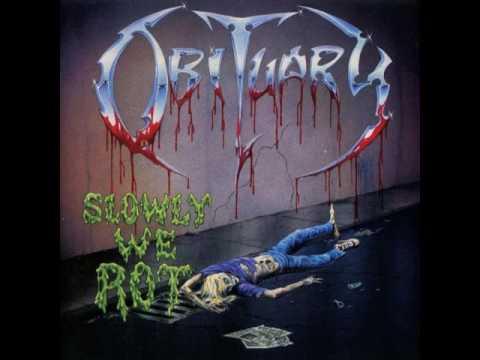 Obituary - Slowly We Rot (Full Album)