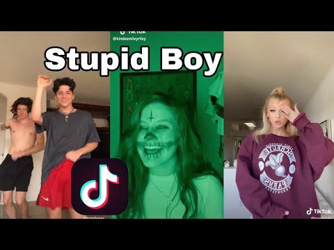 Hahahaha, Ah, Oh My God Stupid Boy Think That I Need Him TikTok Compilation