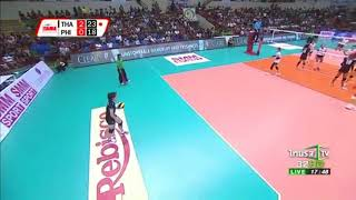 Top 7 Plays of PH WVT in AVC 2017