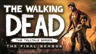 THE WALKING DEAD FINAL SEASON...