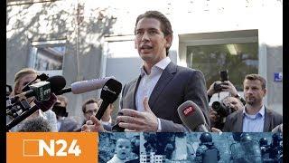 Österreich hat gewählt: Alpenrepublik steht vor einem Machtwechsel – die ersten Trends