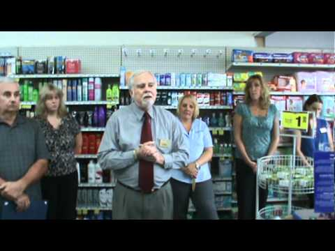 Rite Aid Port Jervis Grand Re-Opening 9-6-11