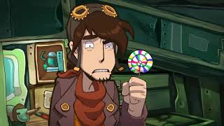 gamescom 2017 - Chaos on Deponia Konsolen Trailer