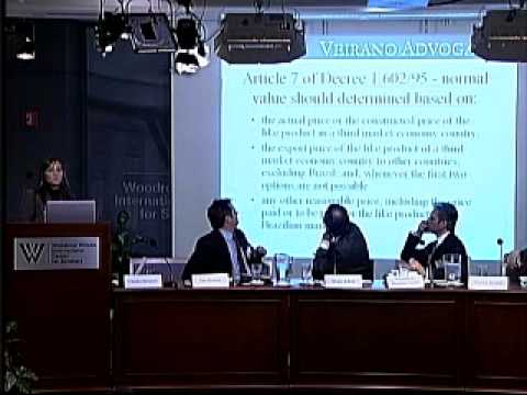 Third International Trade Symposium Part 3