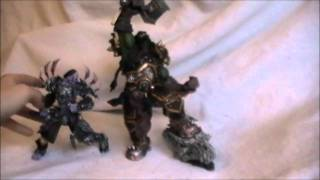 WoW Orc Warchief Thrall - review (CZ)
