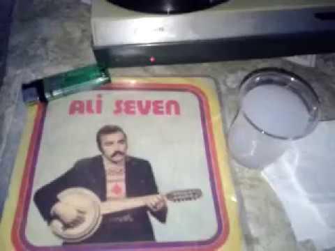 Ali Seven -  Beni Canımdan Ayırdı -  Ödemiş Plak