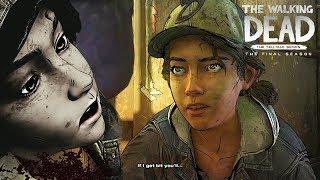 """The Walking Dead:Season 4 Episode 4 """"Take us Back"""" Clementine Bitten?! - The Final Season"""