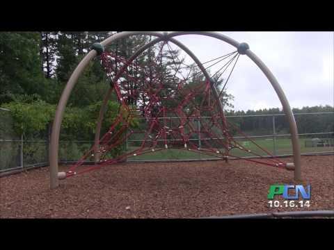 PCN Kingston Intermediate School playground completed