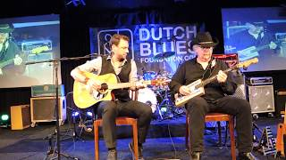 Gumbo and the Monk [2] (Nieuw Vennep, Dutch Blues Challenge, 7-10-2018)