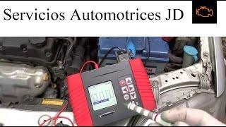 osciloscopio automotriz parte 2 scanner cj4