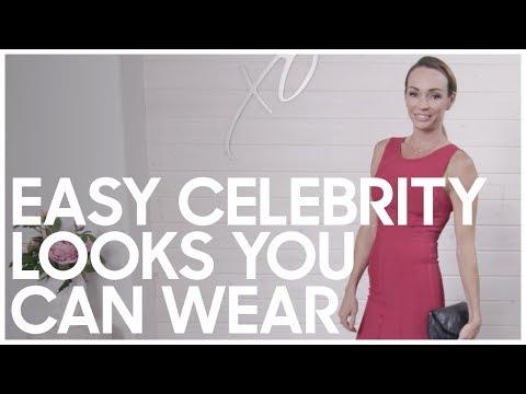 Easy Celebrity Looks You Can Wear - Secrets Of A Stylist