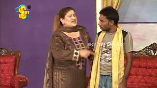Abid Charlie and Nadeem Chitta New Stage Drama Full Comedy Clip