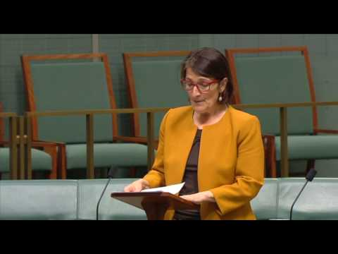 My speech in Parliament about the development of Valley Park - Tues 8 Nov, 2016